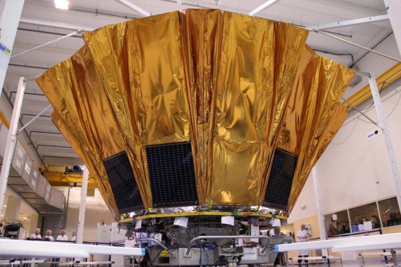 Le satellite européen Gaïa (lancement en 2013) Gaia210