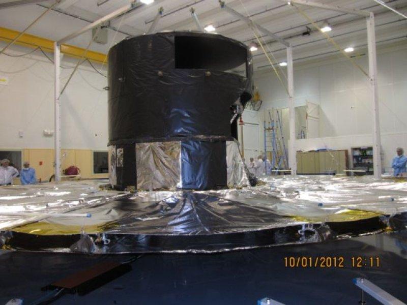 Le satellite européen Gaïa (lancement en 2013) Gaia310