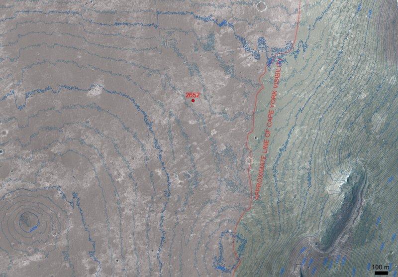 Opportunity va explorer le cratère Endeavour - Page 13 Image130