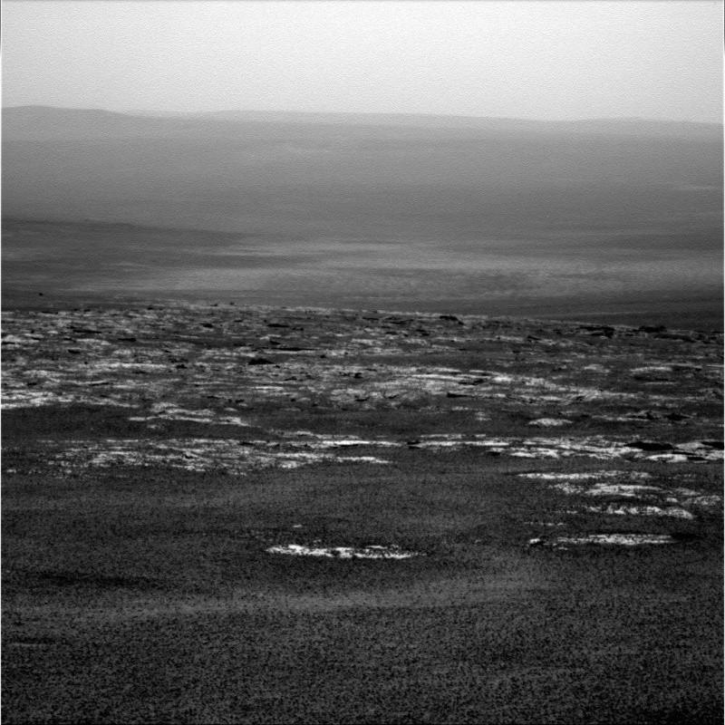 Opportunity et l'exploration du cratère Endeavour Image152