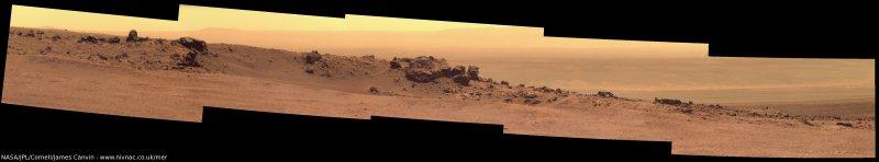 Opportunity et l'exploration du cratère Endeavour - Page 3 Image164