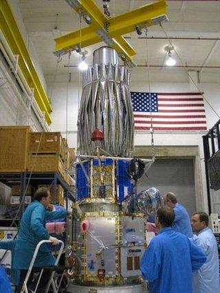 Minotaur IV+ (TacSat-4) - Kodiak - 27.9.2011 Image173