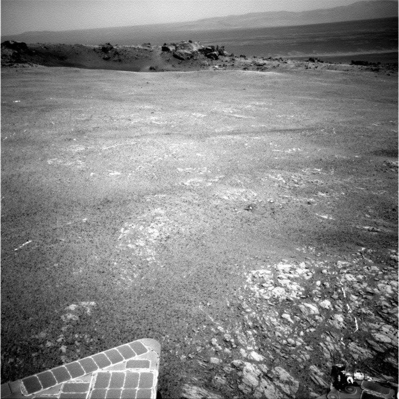 Opportunity et l'exploration du cratère Endeavour Image224