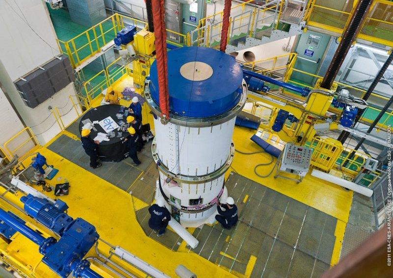 Vega VV01 (LARES + ALMASat-1 + 7 cubesats) - 13.2.2012 Image236