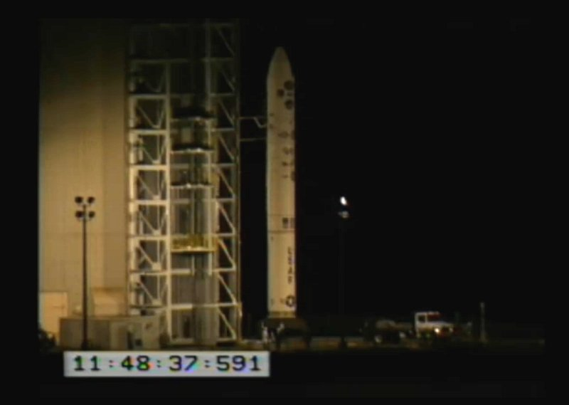 Minotaur IV+ (TacSat-4) - Kodiak - 27.9.2011 Image322