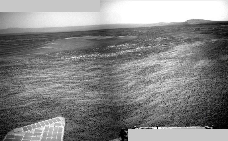 Opportunity va explorer le cratère Endeavour - Page 15 Image414