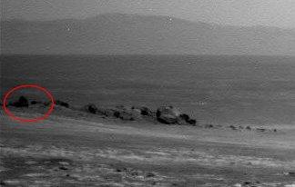 Opportunity et l'exploration du cratère Endeavour Image416