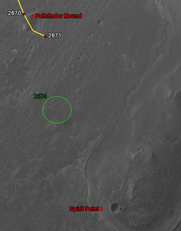 Opportunity va explorer le cratère Endeavour - Page 15 Image510
