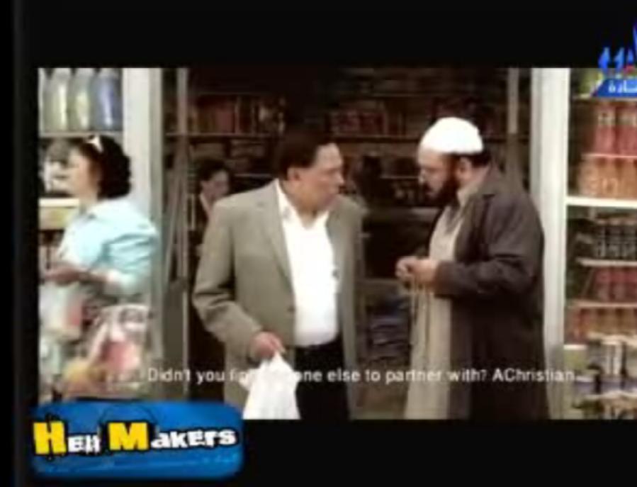 اعلانات فيلم حسن ومرقص الجديد لعادل امام As10