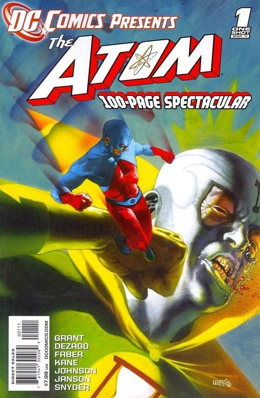 Atom 100-page spectacular 16261010