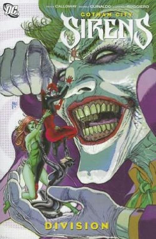 Gotham city sirens TPB 16949110