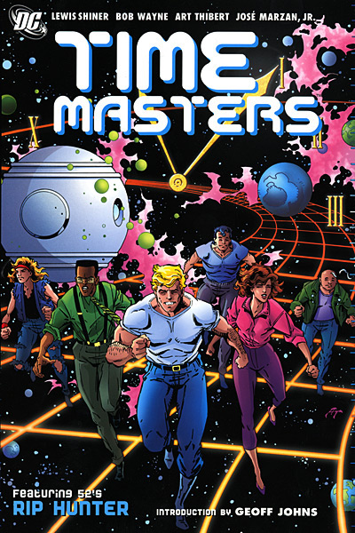 Time Masters.  8756_410