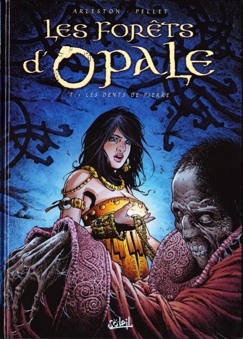 Les Forets D'Opale: les dents de pierre. Couv_111