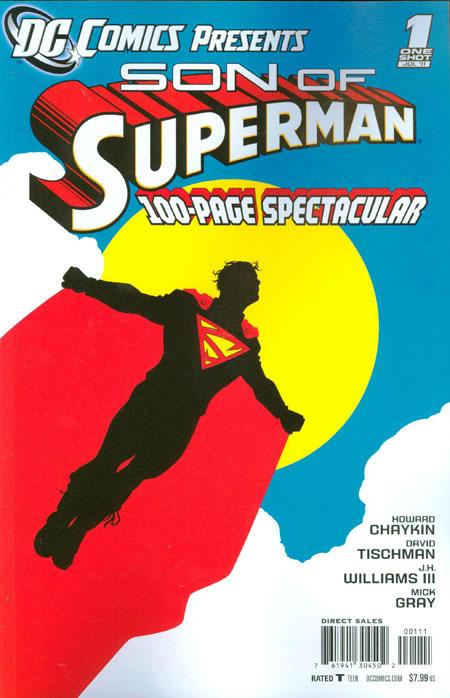 DC Comics presents Son of Superman Dc-com10