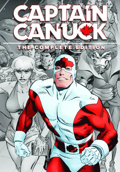 Captain Canuck Yhst-510