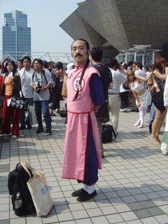 cosplays DBZ Taopai10