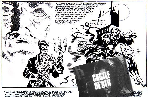 Le Fantôme du château De'ath (Castle De'ath) Castle11