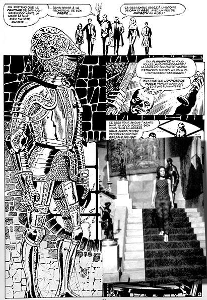 Le Fantôme du château De'ath (Castle De'ath) - Page 2 Castle14