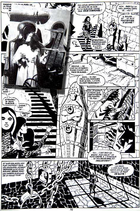 Le Fantôme du château De'ath (Castle De'ath) - Page 2 Castle16