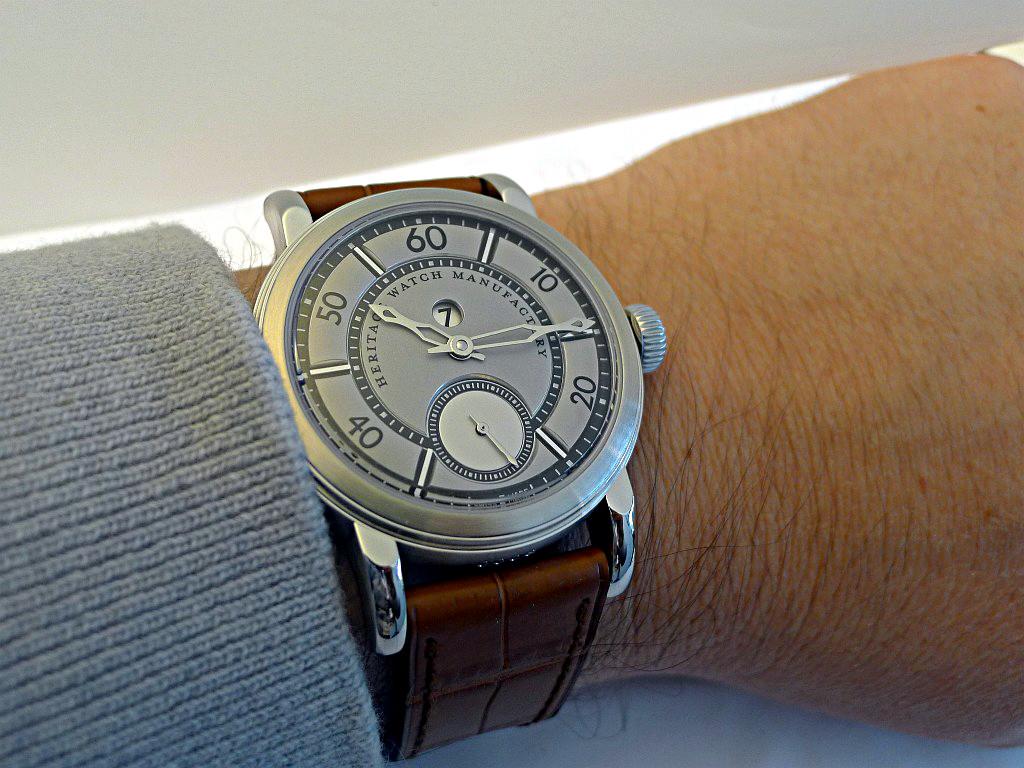 Heritage Watch Manufactory: Viator Agenev32