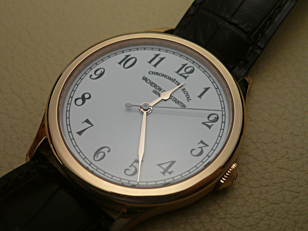 Vacheron Constantin: Chronomètre Royal 1907 Ajan2010