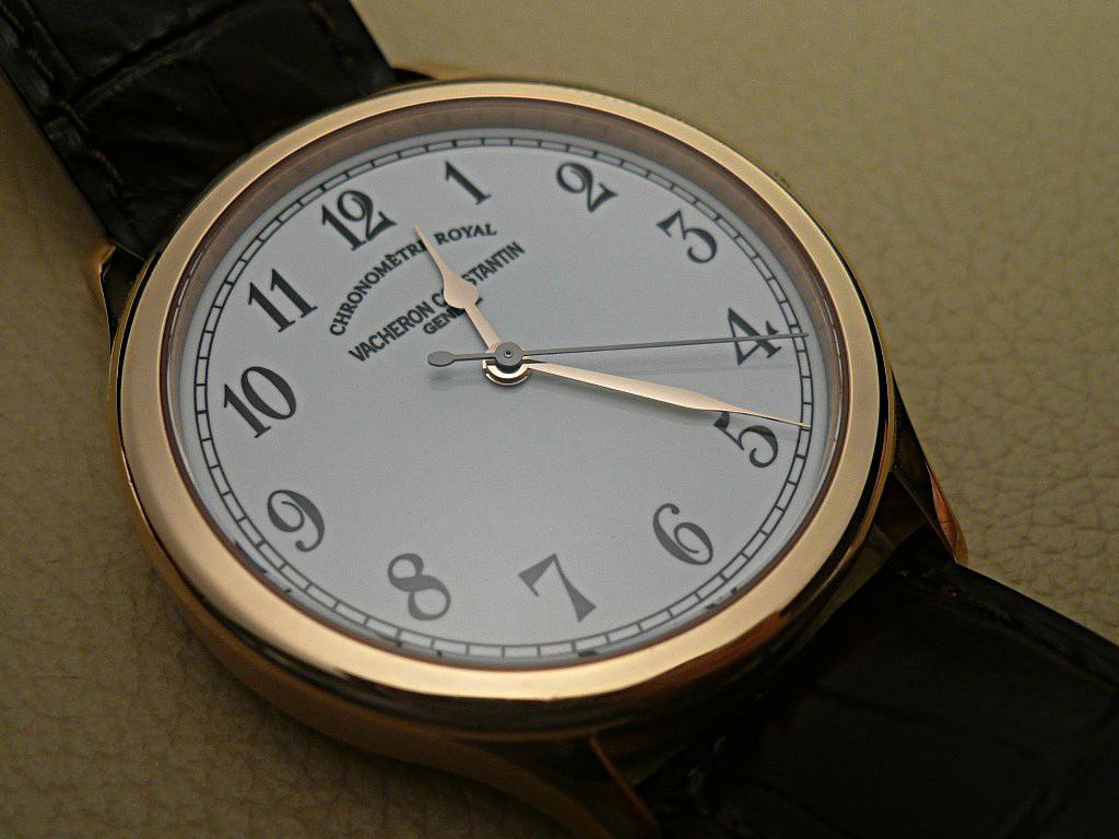 Vacheron Constantin: Chronomètre Royal 1907 Ajan2011