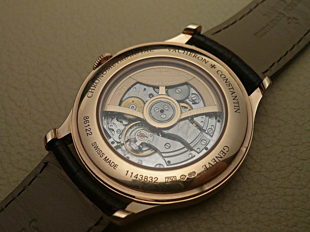 Vacheron Constantin: Chronomètre Royal 1907 Ajan2012