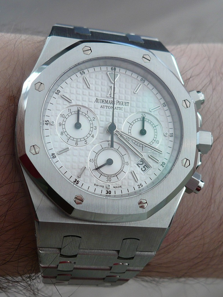 Il n'y a pas à dire...cette montre est sublime ! Ap10a10