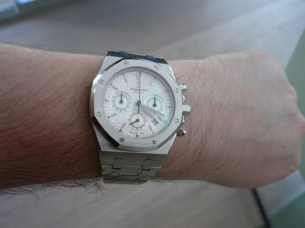 Il n'y a pas à dire...cette montre est sublime ! Ap1110