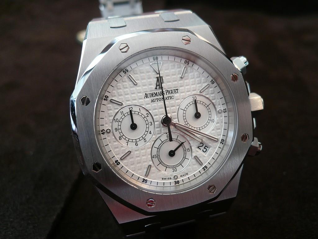 Il n'y a pas à dire...cette montre est sublime ! Ap1510