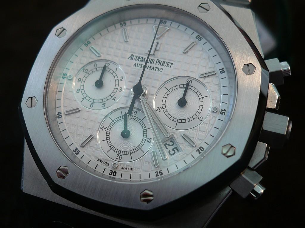 Il n'y a pas à dire...cette montre est sublime ! Ap3510