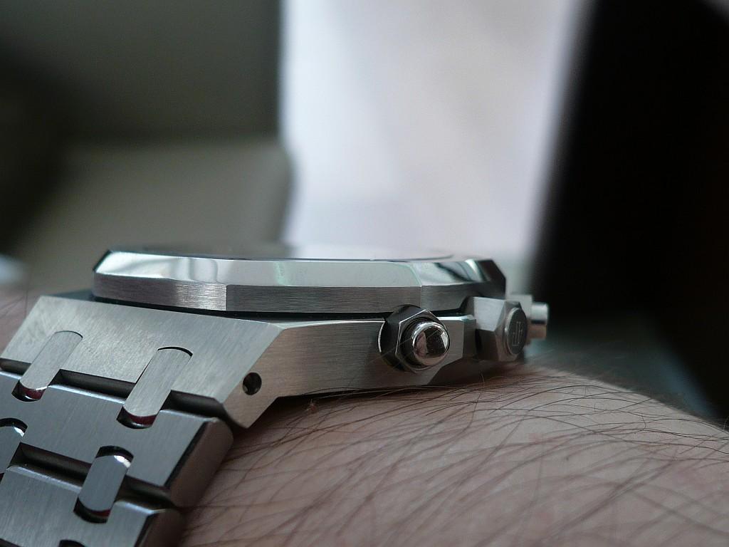 Il n'y a pas à dire...cette montre est sublime ! Ap3610