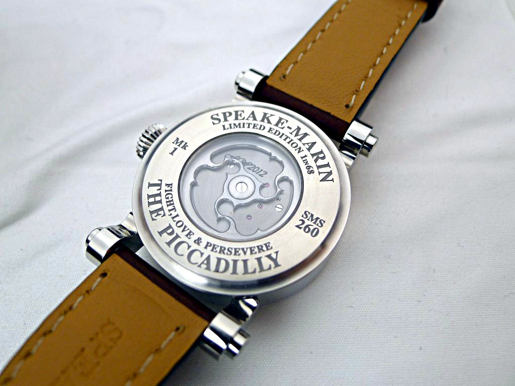 Peter Speake-Marin: Spirit Pioneer  Aqp20112