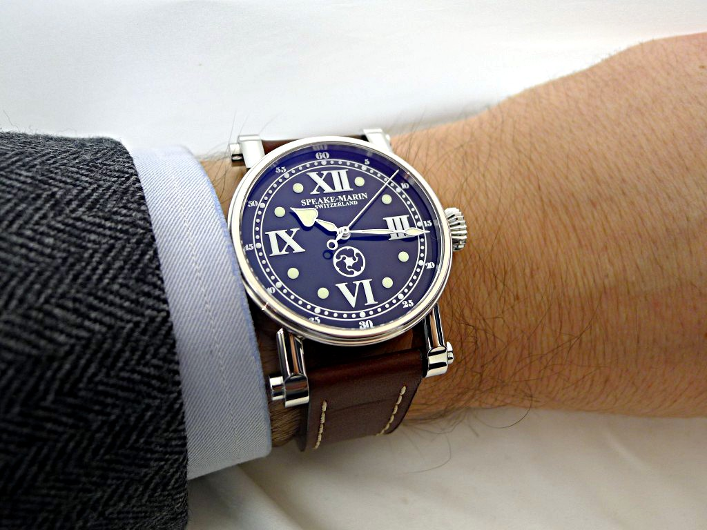 Peter Speake-Marin: Spirit Pioneer  Aqp20113