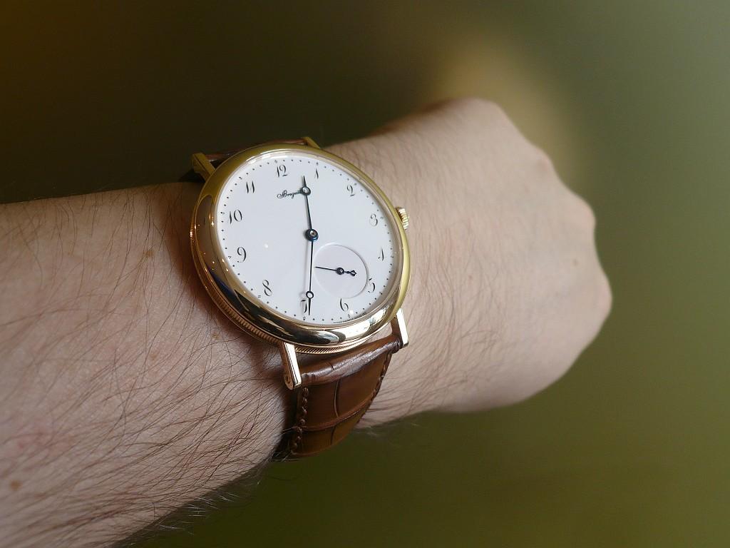 Et si... vous achetiez une vraie dress watch : quelle marque / modèle ? Bregue34