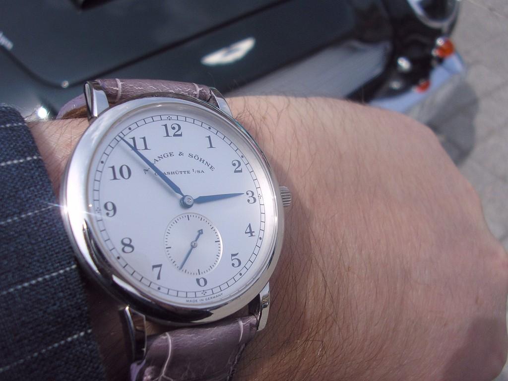 les matériaux de nos montres Part II : le platine Jlc04310