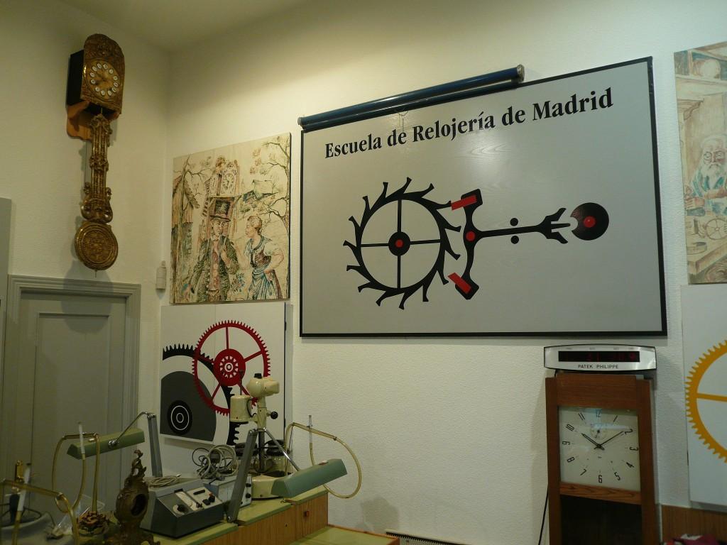 Madrid : Visite chez Pedro Izquierdo Mad05110