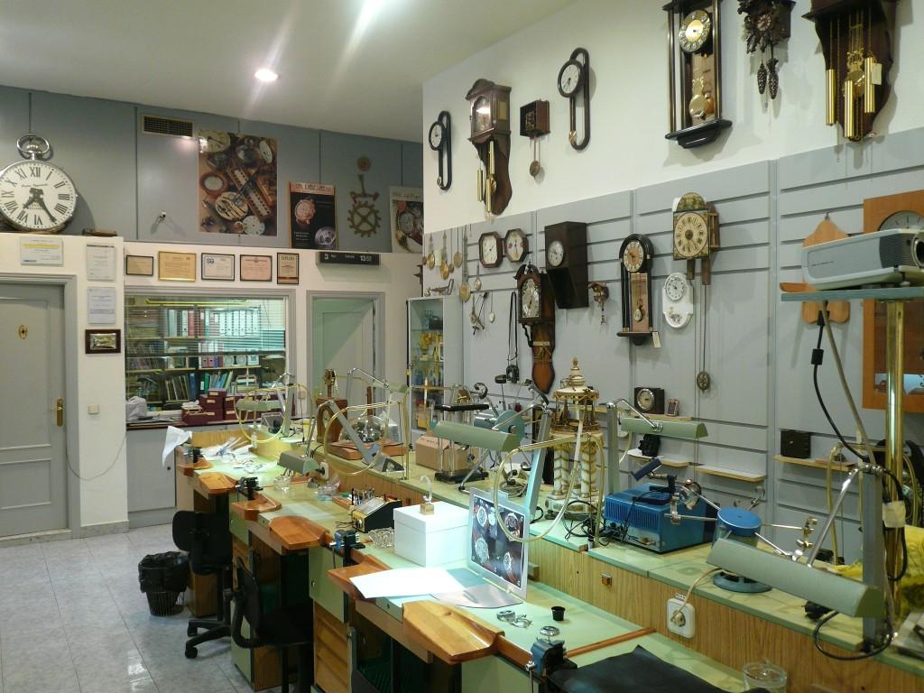 Madrid : Visite chez Pedro Izquierdo Mad05210