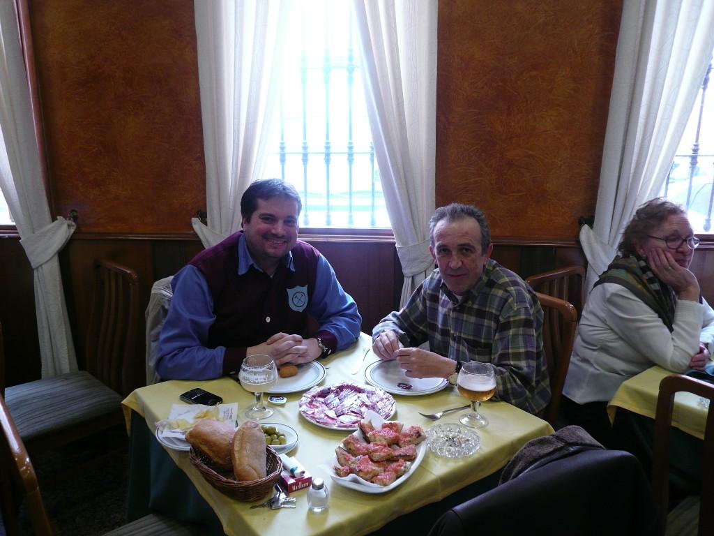 Madrid : Visite chez Pedro Izquierdo Mad08010