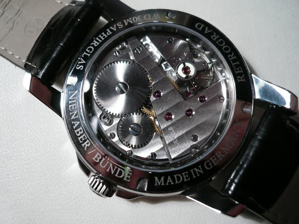 Madrid : visite chez Uhren Mad08710