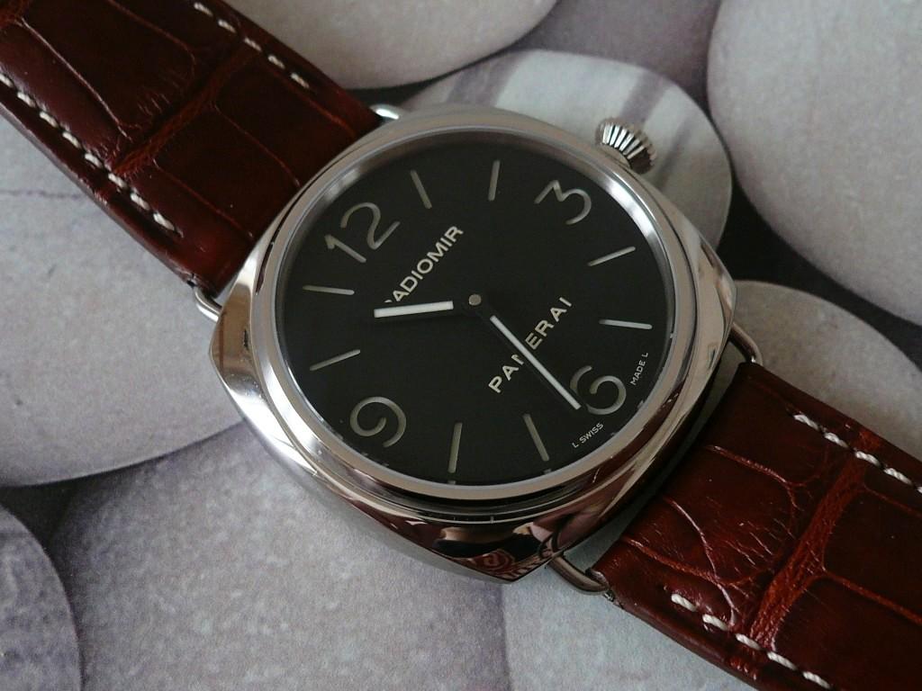 Ma nouvelle montre : La Radiomir PAM 210 Pam0110