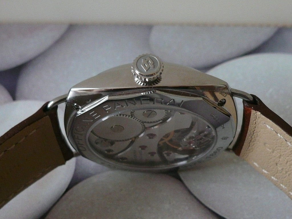 Ma nouvelle montre : La Radiomir PAM 210 Pam0210