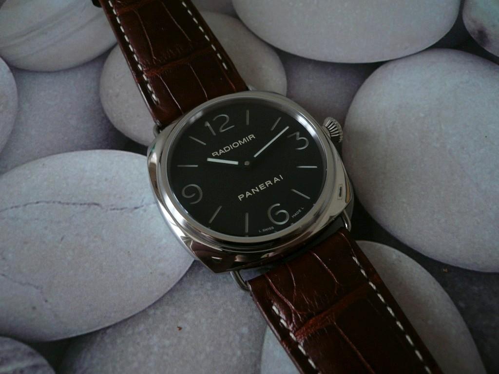Ma nouvelle montre : La Radiomir PAM 210 Pam0410