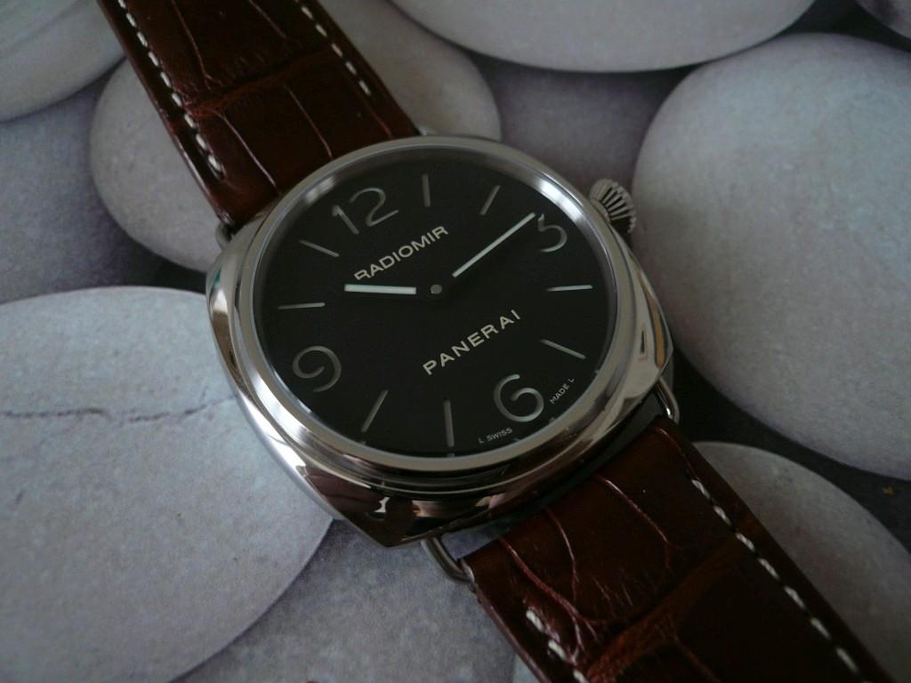 Ma nouvelle montre : La Radiomir PAM 210 Pam0610
