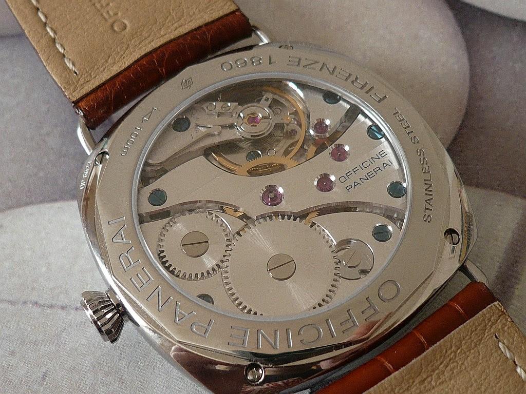 Ma nouvelle montre : La Radiomir PAM 210 Pam0910