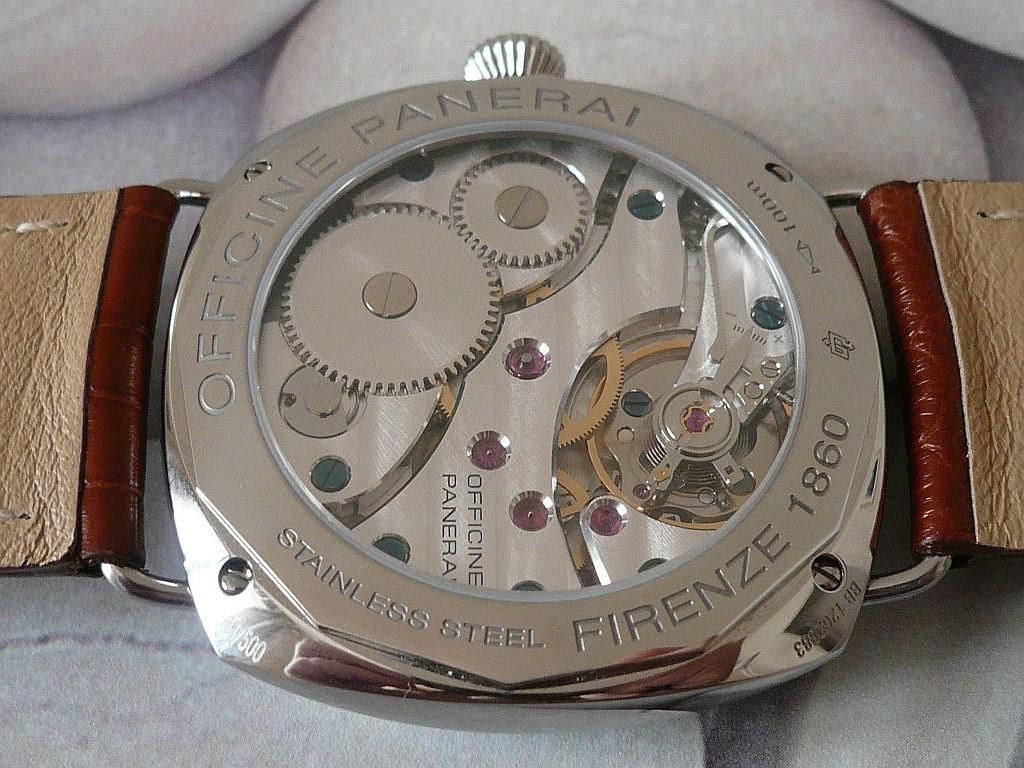 Ma nouvelle montre : La Radiomir PAM 210 Pam1010