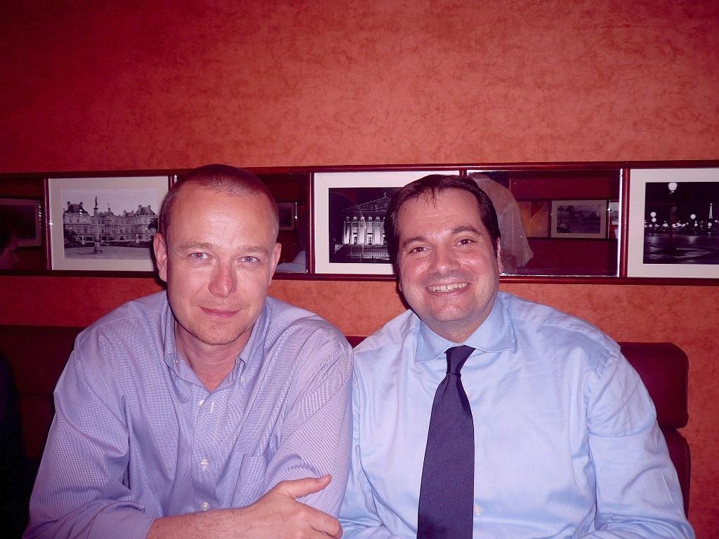 Compte-rendu dîner avec Peter Speake-Marin Peter213