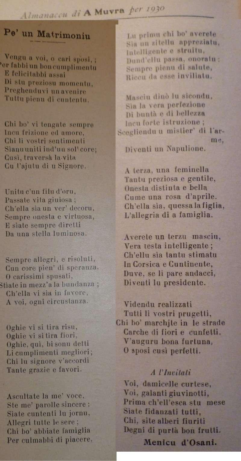 """Ceccaldi Dumenicu """"Menicu  d'Osani"""" Pa_un_10"""
