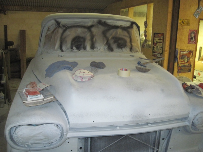 Chevrolet Apache 1958 00116