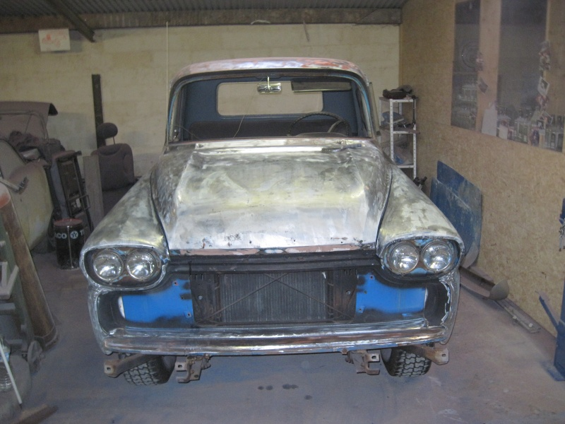 Chevrolet Apache 1958 00310